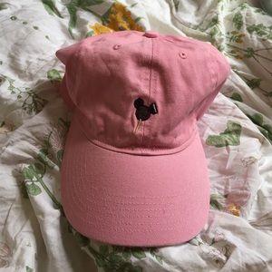 AUTHENTIC MICKEY ICE CREAM PINK HAT